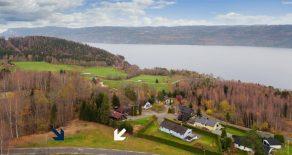 Øverskogen- To boligtomter på ca. 1,3/1,1 mål pr. tomt – Fjordutsikt – Idyllisk/solrikt beliggenhet – Kort vei til Bærum
