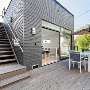 Bestum/Ullern – Nytt enderekkehus med eksklusiv standard – Stor terrasse og takterrasse med panoramautsikt – Carport – Bør oppleves!