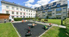 Strømsø Torg – Pen 3-roms leilighet beliggende like ved Drammen togstasjon. A-konto fjernvarme, tv og internett er inkl.