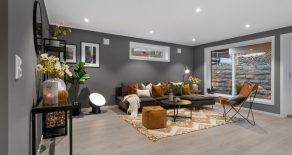 10 av 10 solgt! Krokstadelva – Helt ny 4-roms selveierleilighet – Garasje – P-plass – Terrasse/balkong.